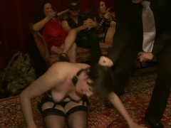 Slave Birthday Party Part 1