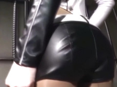 Yuki Kakyo hot Pants and Bodythong [ Softcore ]