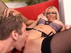 Emma Starr & Danny Wylde in My Dad Shot Girlfriend
