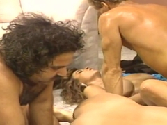 Christy Canyon Money Shot Scenes