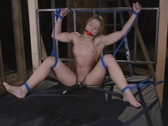 Cheyenne Jewel Tied and Cumming