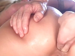Tiedup Milf Fucked And Fingered By Maledom