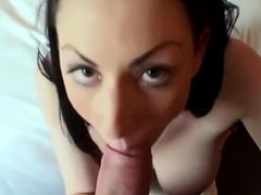 Brunette porn video featuring Tiffany Thompson and Tiffany Love
