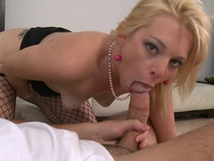 Fabulous pornstar Missy Mathers in Horny Facial, Stockings porn video