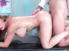 (Diamond Foxxx) Superb Patient Seduced By Doctor In Hardcore Sex clip-08