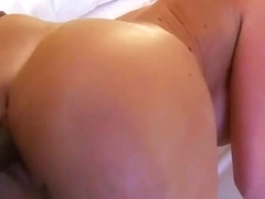 Mature Hot Lady (brianna brooks) Ride Hard On Cam A Black Mamba Cock clip-09