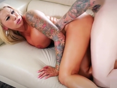 Spizoo - Big booty Lolly Ink suck and fuck a big dick