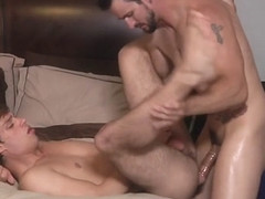 Michael DelRay & Phenix Saint in Peepers Part 3 - DrillMyHole