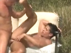 Dudes Fucking Outdoor