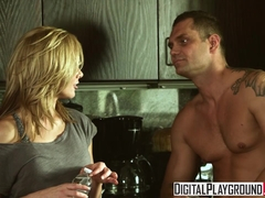 Digital Playground - Kayden Kross Nacho Vidal - The Turn On Scene 1