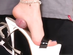 Queen of Footjob 42