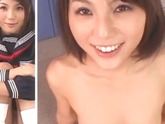 Hottest Japanese chick Azumi Harusaki in Best Blowjob, Dildos/Toys JAV video