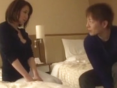 Incredible Japanese whore Nozomi Hara in Fabulous Rimming, Masturbation JAV scene
