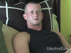 Jackson Returns Military Porn Video