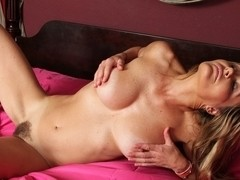 Amanda Hills in Exploring Every Part Scene