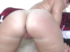 big ass anal orgasm from america