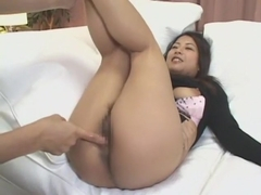 Fabulous Japanese whore Satomi Suzuki in Amazing Big Tits JAV movie
