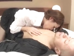 Amazing Aya Sakuraba gets fucked until exhaustion