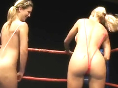 DIRTY WRESTLING SEXFIGHT