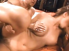 Wendi Knight Gets Pumped By Several Dudes