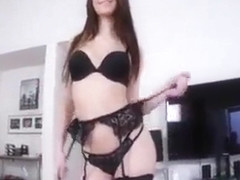 Joseline Kelly In Step-Daughter Stripped Down And Fucked