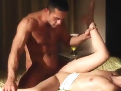 Good-looking slim EU babe Alysa Gap having an amazing hard core sex