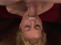 Mckenzie Miles best deepthroat action here