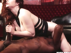 Lucia Love loves interracial sex with Anal - Private