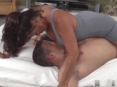 Margo Sullivan - Mom & Son Wrestling Margo Sullivan (part 1)