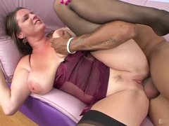 Carrie Moon Is The Secretary For A Lesbian Who Just...