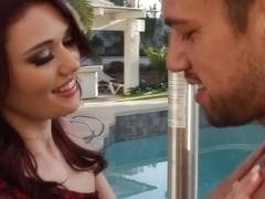 Christine Paradise & Johnny Castle in Latina Dultery