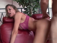 Honey West Takes Some Dick In Her Sweet Pussy