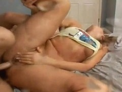 Flower Tucci takes John Strong's dick in the asshole like in wet pussy