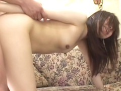 Sumire Kanno Sexy Asian model is being fucked in all positions