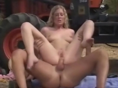 michelle b anal in the orchard
