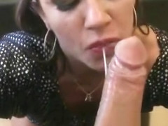 Milf Inari Vachs shows off ass sucks and gets big dick anal fuck