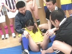 New trainer brings order to his sexy soccer team