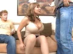 Divine Double Down - Ava Devine, Keiran Lee & Michael Vegas