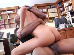 Tempting Priya Rai bounces her pussy on this huge dick