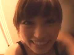 Hottest Japanese model Erina Shirase in Best Masturbation, Cunnilingus JAV movie