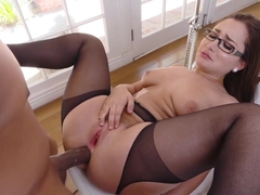 Gabriella Paltrova - Loyal Employee Takes An Assful