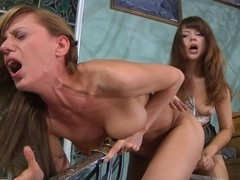 LadiesKissLadies Scene: Jessica B and Rosa