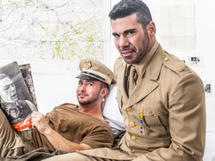 Colt Rivers & Billy Santoro in Prisoner Of War Video