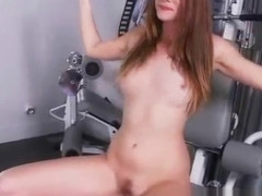 Teen Freak Girl (shae snow) Use All Kind Of Crazy Sex Stuffs clip-24