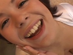 Kaci Star show her good looks and is banged hard
