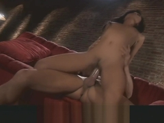Kaylani Lei is dined and dicked by a horny dude
