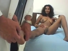 Young And Perky Indian Girl