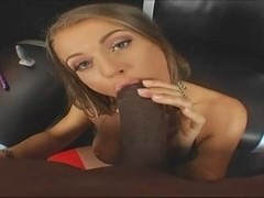 Extremely huge black dick for Rita Faltoyano