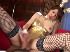 Best Japanese slut Yuria Ashina in Horny Couple, POV JAV video