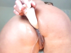 JessRyan Anal Warm Up in private premium video